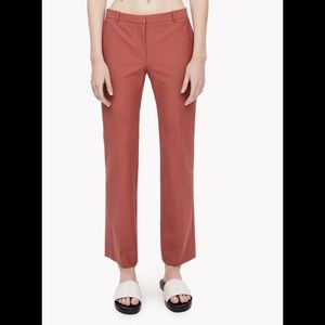 Theory 8 Hartsdale Np Approach Slim Crop Pants